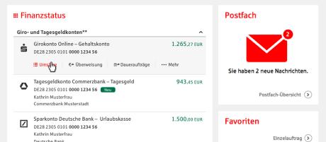 Multibanking Sparkasse Passau