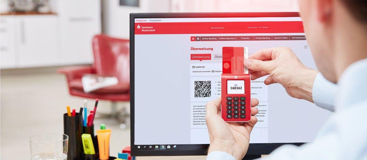 Online Banking Mit Chiptan Sparkasse Passau